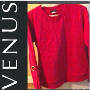 Red Sweater by Venus